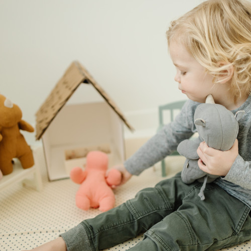 Cognitive Benefits of Pretend Play